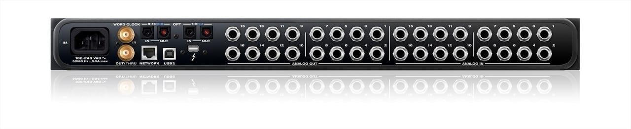 MOTU 16A audio interface
