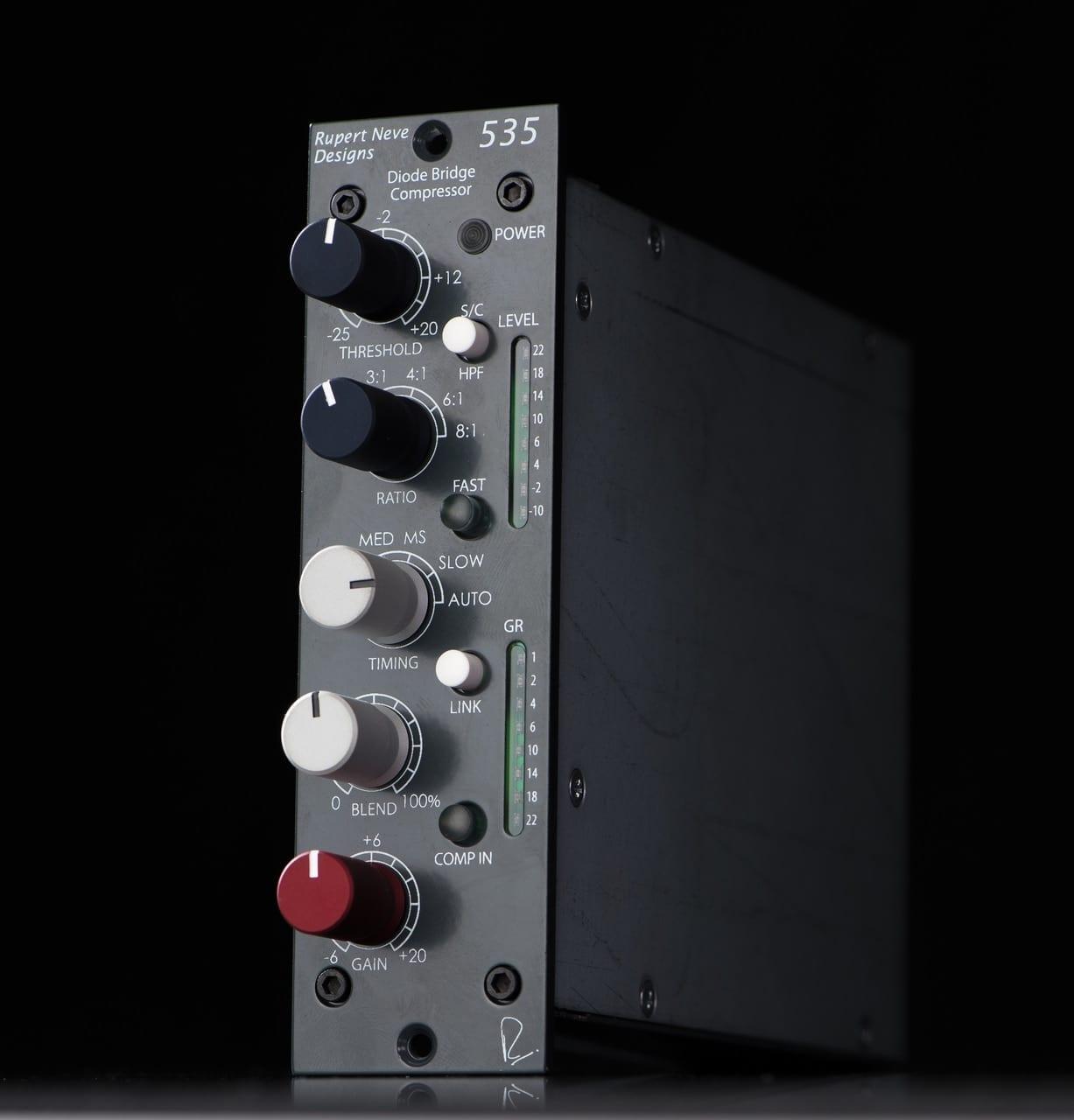 Rupert Neve Designs Model 535 500 Series Diode Bridge Compressor