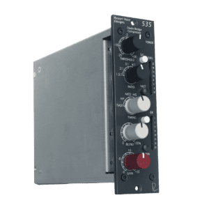 Rupert Neve Designs Model 535 500 Series Diode Bridge Compressor