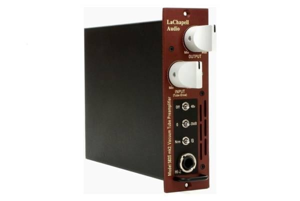 LaChapell Audio 500 Series Tube Mic Preamp