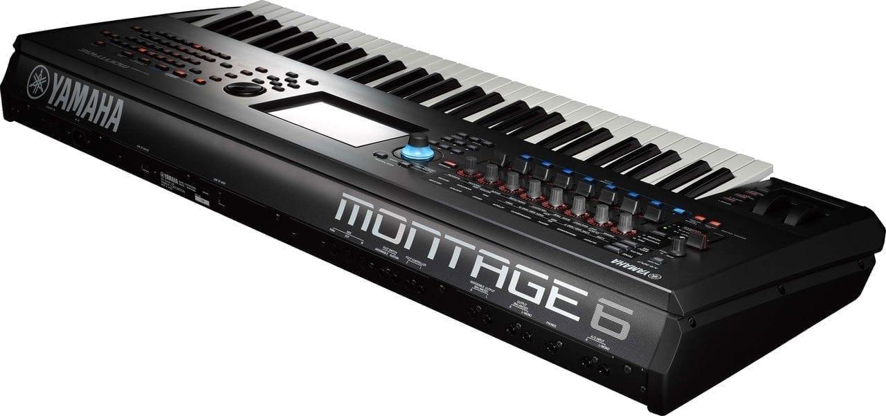 Yamaha Montage 6 Stage Performance Bundle
