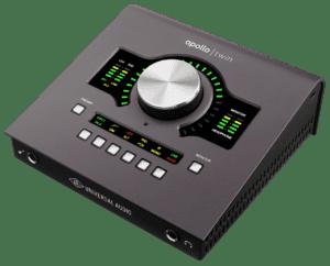 Universal Audio Apollo Twin MkII w/ Quad Processing