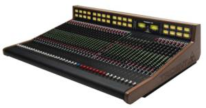 Trident Series 88-32 Mixing Console  w/Ful VU Metering