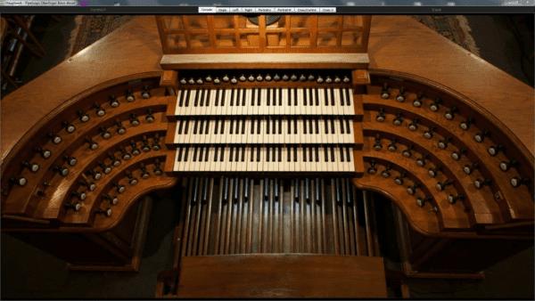 Pipeloops Oberlinger organ Bonn Beuel