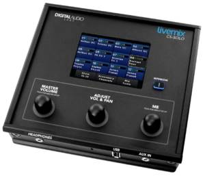 Digital Audio Labs LiveMix CS-Solo Personal Mixer