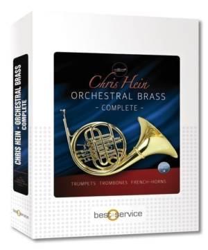 Chris Hein Orchestral Brass Complete