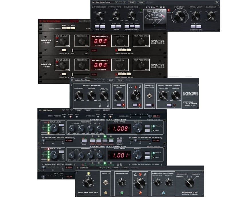 Eventide Anthology X Plug-in Collection