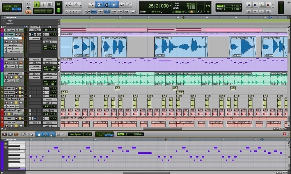 AVID Pro Tools 1yr Subscription Stu/Teacher