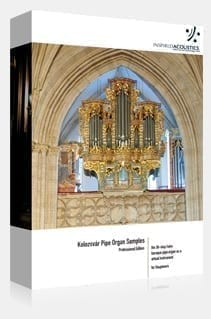 Inspired Acoustics Kolozsvar Pipe Organ Sample-set (professional edition)