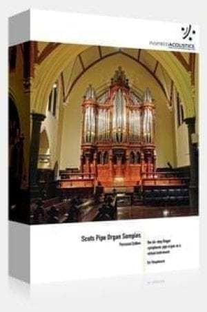 Inspired Acoustics Scots II Symphonic Virtual Organ -sample set