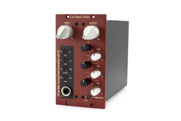LaChapell Audio 500 Series Tube Mic Preamp w/ EQ