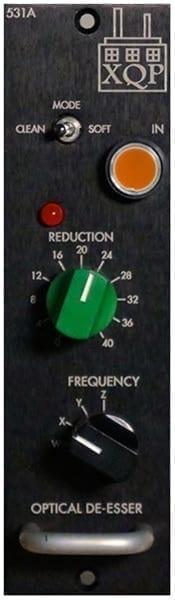 XQP Audio DeEsser