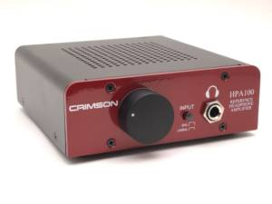 Crimson Audio Reference Headphone Amp