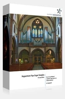 Inspired Acoustics Heppenheim Symphonic Pipe Organ -Sample Set
