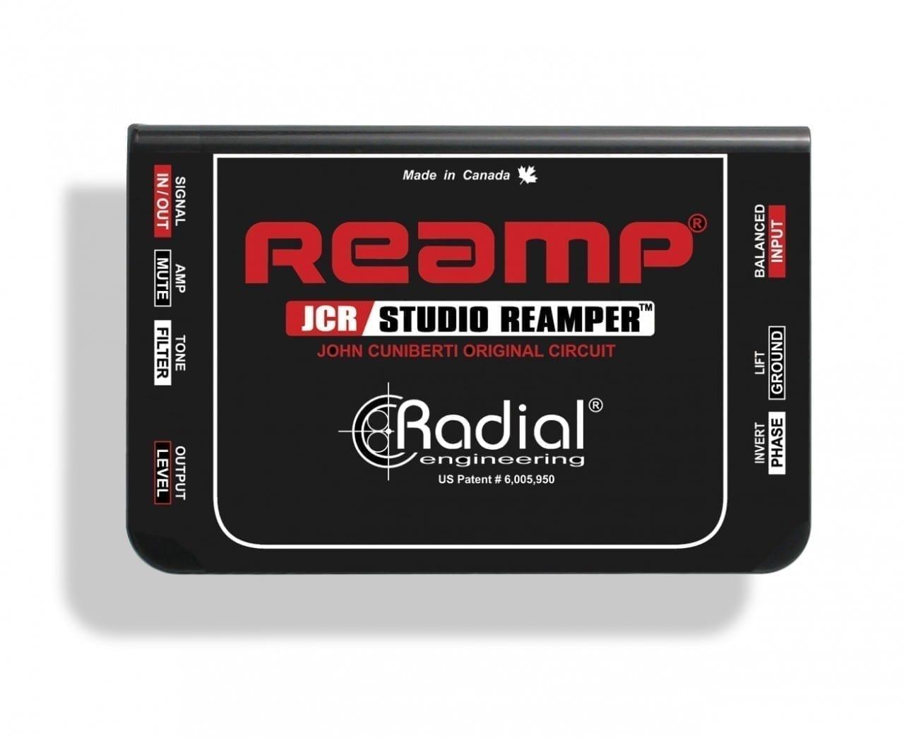 Radial Reamp JCR