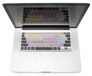 Logic Keyboard for MacBook and MacBook Pro (for Pro Tools)