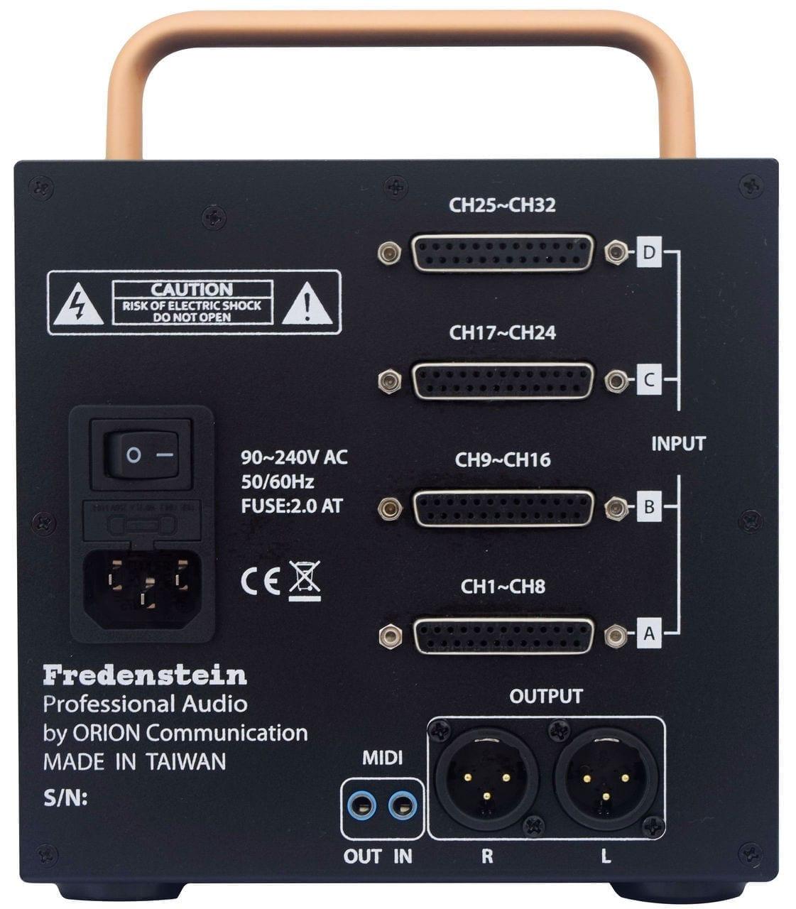 Fredenstein MixCube
