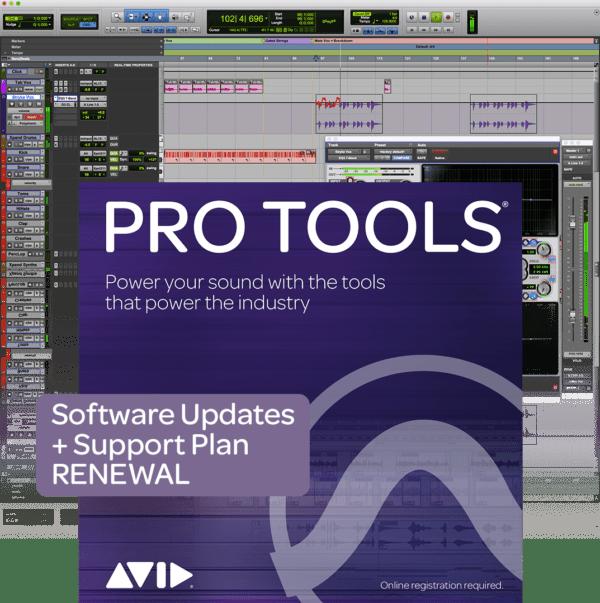 AVID Pro Tools Renewal