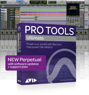 AVID Pro Tools Ultimate Perpetual License