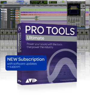 AVID Pro Tools Ultimate 1yr Subscription