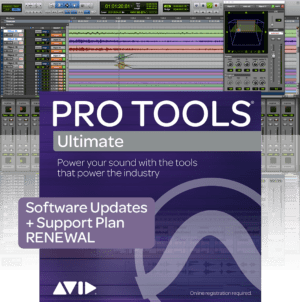 AVID Pro Tools Ultimate Renewal