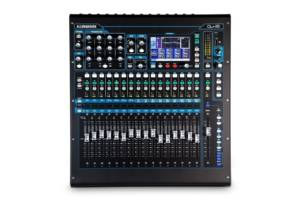 Allen & Heath QU-16C Chrome Edition mixing console