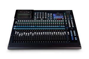 Allen & Heath QU42-C Chrome Edition Mixing Console