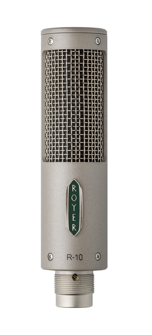 Royer R-10 Passive Ribbon Microphone