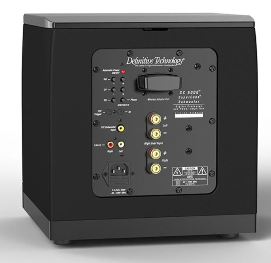 Definitive Technology SuperCube 6000