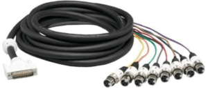 Lynx Studio  CBL-AIN85   8 channel input snake