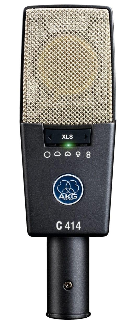 AKG C414 XLS condenser mic