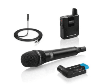 Sennheiser AVX Combo Set  (Shipping in May -Pre Order Now)