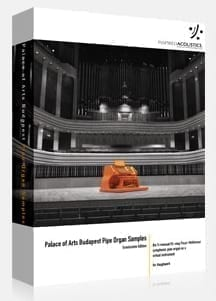 Inspired Acoustics PAB Virtual Pipe Organ Sample Set  Extended Ed. (Box)