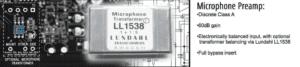 Trident Lundahl LL1517 Output Transformer