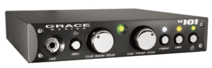 Grace Design Single Channel Mic Preamp