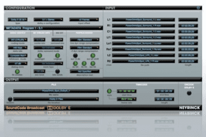 Neyrinck SoundCode For Dolby E