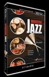 XLN ADPak  Modern Jazz Brushes