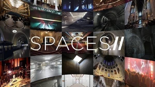East West - Spaces II