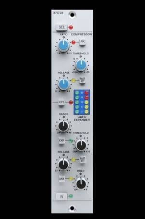 SSL X-Rack Stereo Dynamic Module
