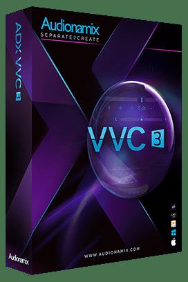 Audionamix ADX VVC-3
