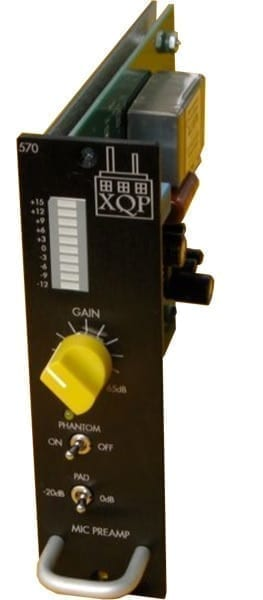 XQP Audio Mic Preamp