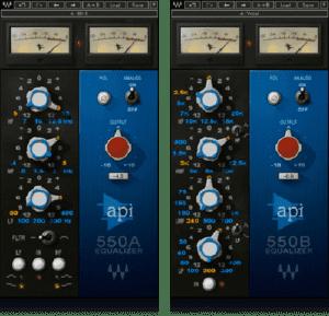 Waves API 550