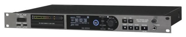 Tascam DA-3000 Stereo Master Recorder