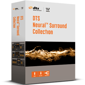 Waves DTS Neural Surround Plugin Collection