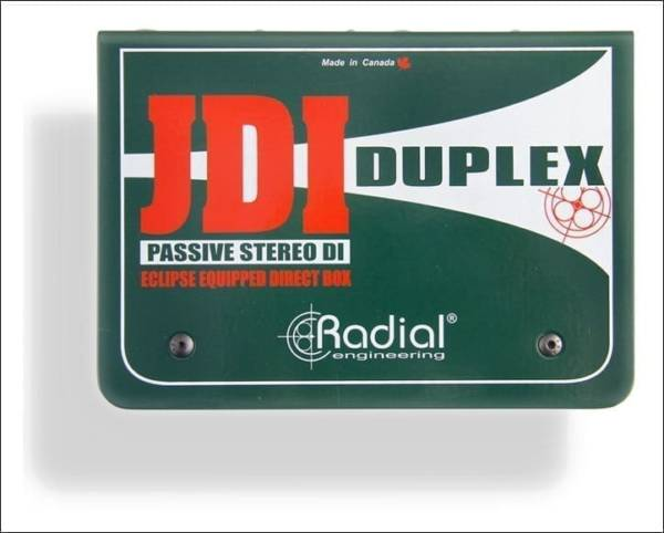 Radial Engineering  JDI Duplex