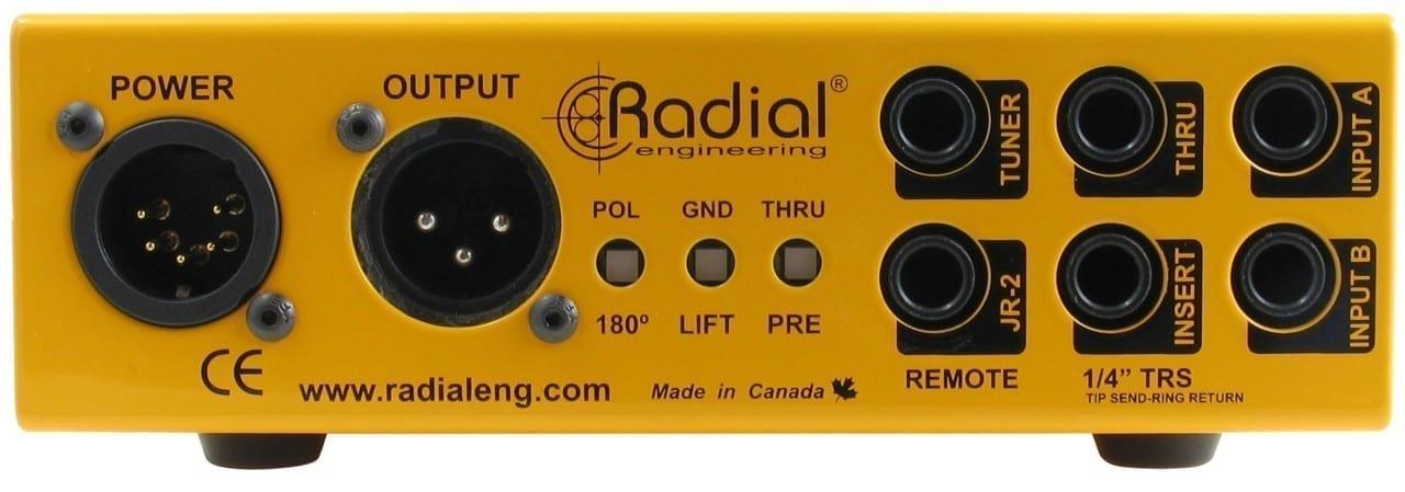 Radial Firefly Tube DI