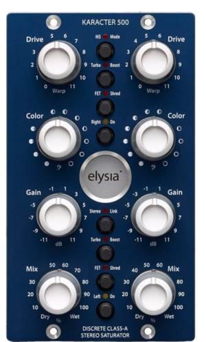 Elysia Karacter 500 -The Coloring Box