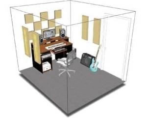 Primacoustic London 8 Room Kit