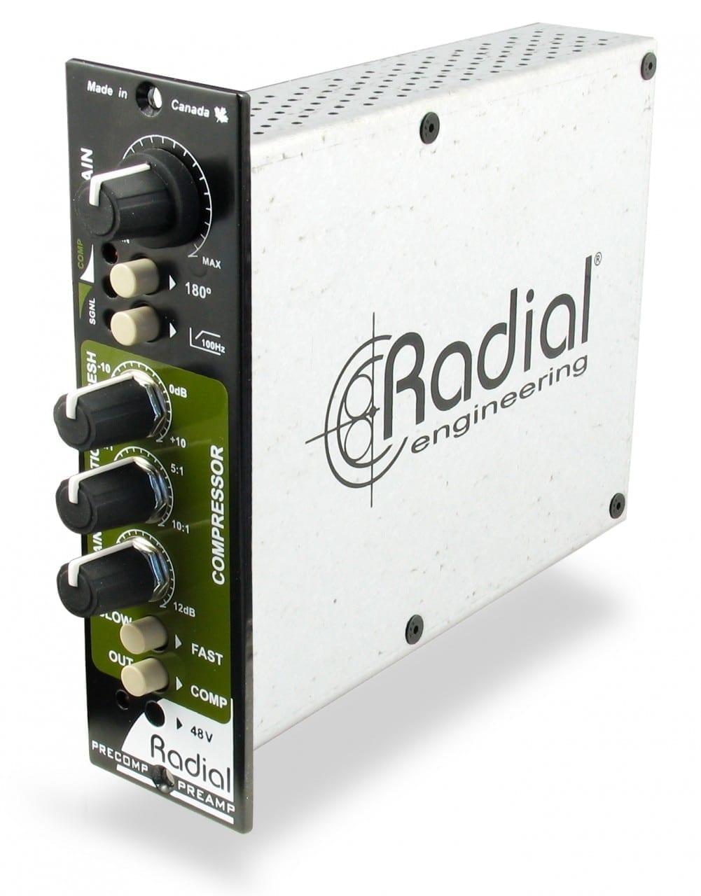 Radial PreComp