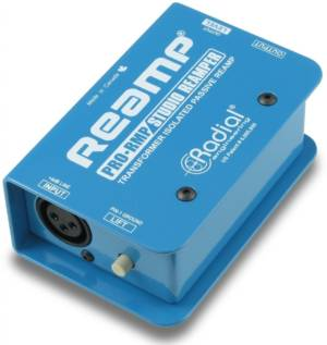 Radial Pro RMP